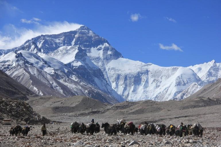 IMG_7362 エベレストベースキャンプ | 珍夜特急 Travelog Photo Albu
